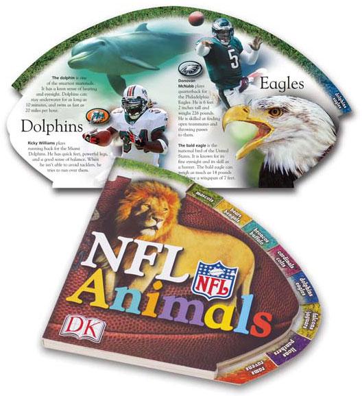 NFL Animals