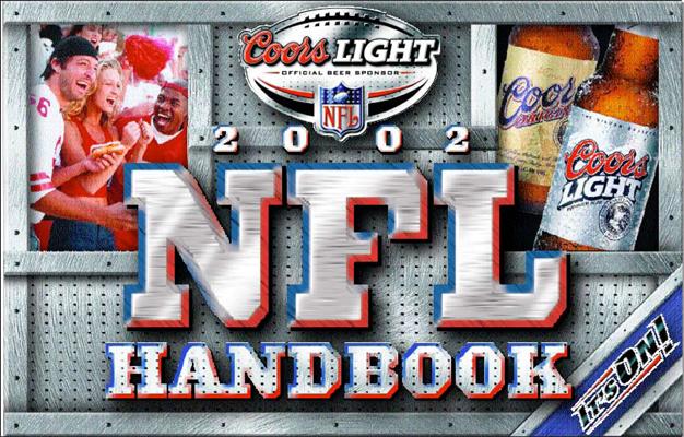 Coors NFL Handbook
