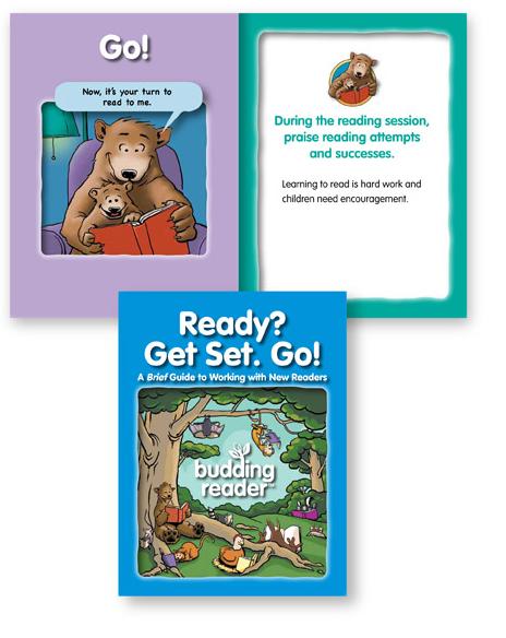 Budding Reader Parent Guide